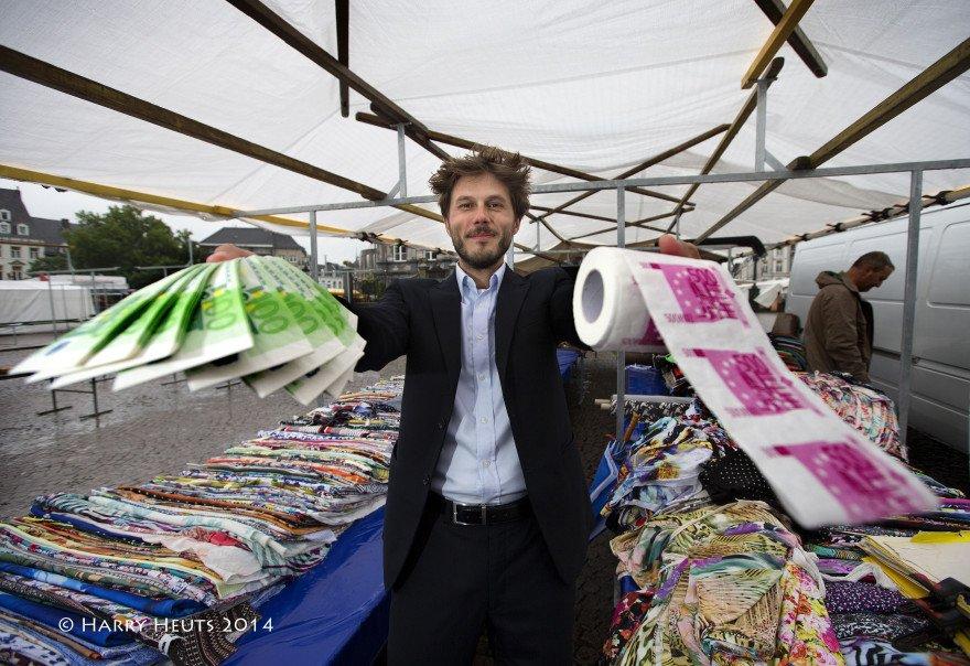 Bedenker alternatieve munt Pendo Bernd Alexander Kapeller