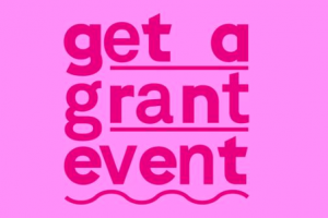 Common Knowledge: get a grant event