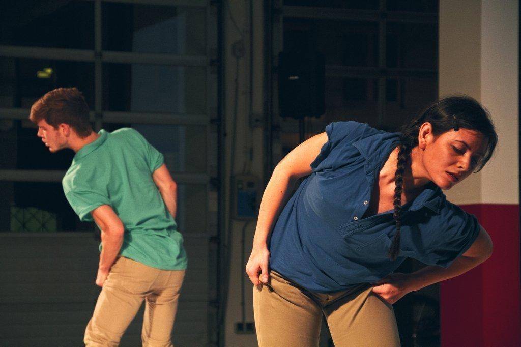 Choreography by Patrizio Bucci. Dancers: Morgane Michel & Ivan Montis