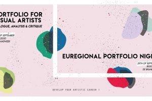 Portfolio for Visual Artists: Dialogue, Analysis and Critique & Portfolio night.