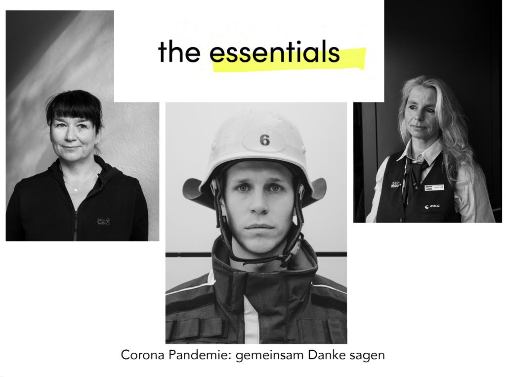 the essentials: gemeinsam Danke sagen