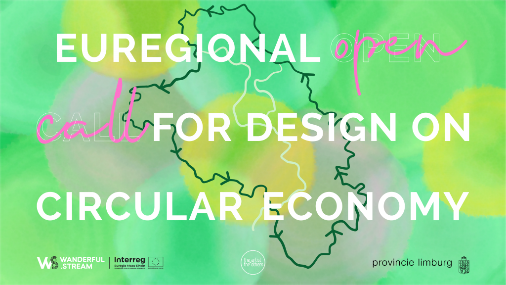 Euregional open call for design on Circular Economy