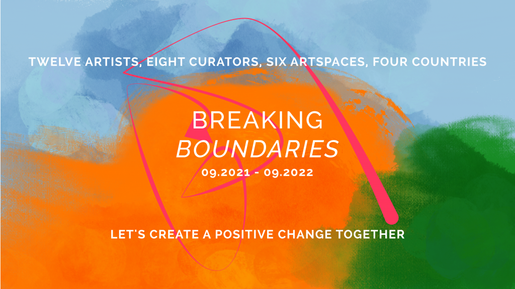 """Crowdfunding """"Breaking Boundaries"""": let's create a positive change together!"""